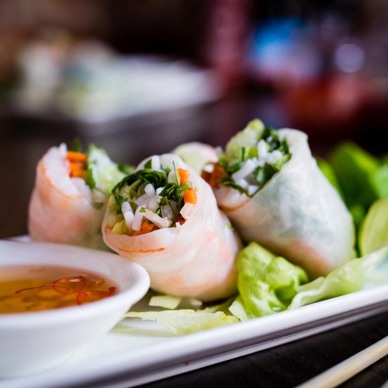 Menu - Healthy, Fresh Vietnamese Food - Pho Restaurants